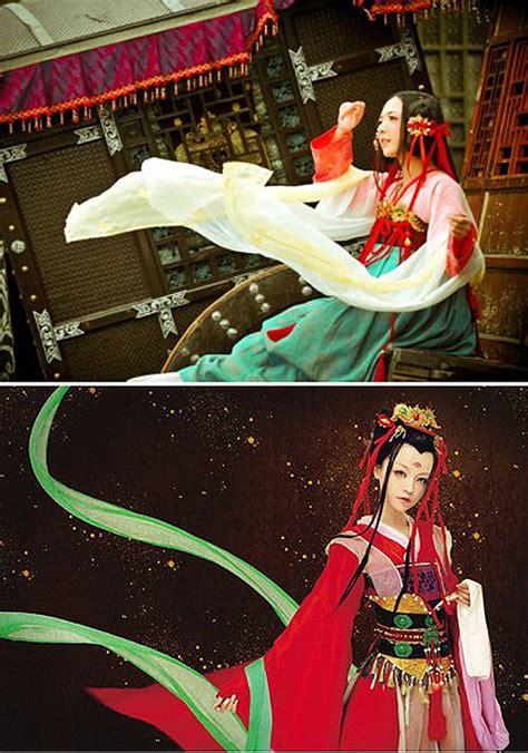 hkctvdramas chang ge xing cosplays