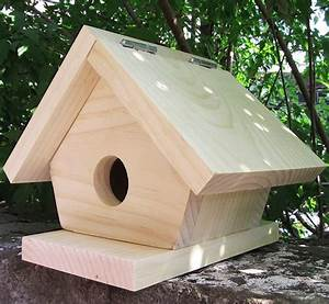 Build A Backyard Birdhouse The Family Handyman 53 DIY Bird
