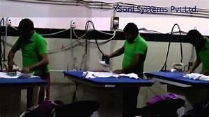 Xsoni Systems Make Vaccum Ironing Table  U0026 Steam Boiler