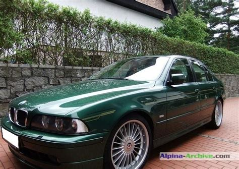 Bmw Alpina B10 3.3 #188