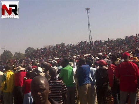 Mdc-t Bulawayo Rally