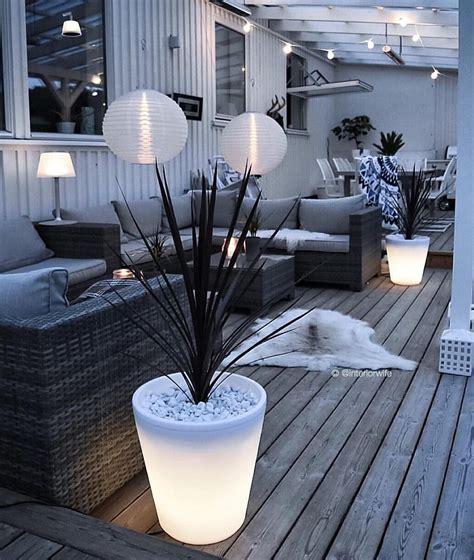 epingle par chrys sur jardin en  terrasse jardin