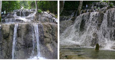 air terjun tiga bidadari wisata halmahera timur info