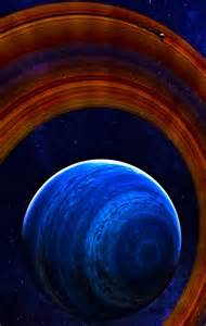 Saturn Gas Giant Planet