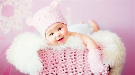 Cute Laughing Baby Wallpapers