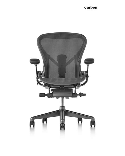 herman miller bureau aeron office chair by don chatwick for herman miller