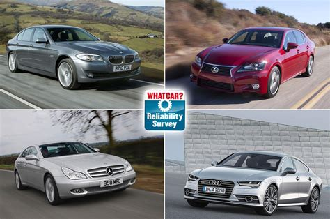 Best And Worst Older Luxury Cars For Reliability
