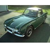 1964 Triumph TR4 CT38254LO  Registry The