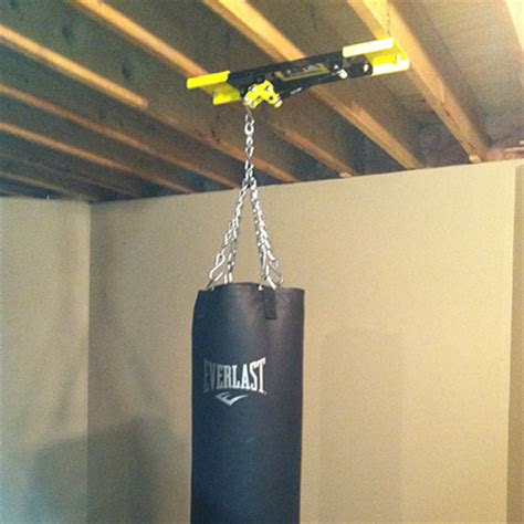 ceiling mounts for punching bags