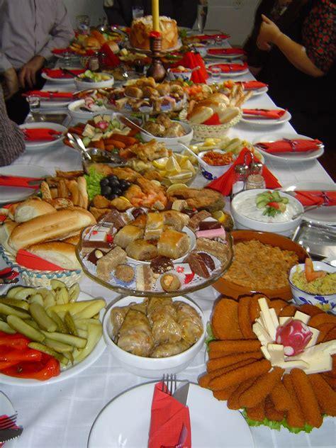 posna slava macedonian food serbian recipes food drink
