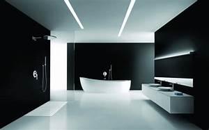 33 idees pour une salle de bain moderne minimaliste With salle de bain design avec décoration lumineuse noel amazon