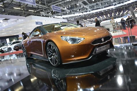 Exagon Motors Furtive-eGT-2013 Geneva show