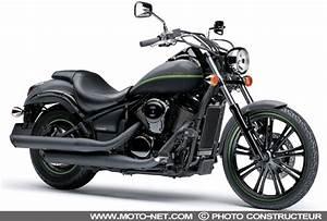 Moto Custom A2 : permis moto 10 motos kawasaki pour les d tenteurs du permis a2 ~ Medecine-chirurgie-esthetiques.com Avis de Voitures