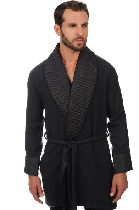 robe de chambre homme cachemire mahogany vatali