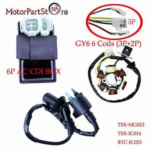Online Buy Wholesale Gy6 150cc Stator From China Gy6 150cc
