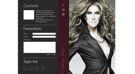 celine dion fan club celine dion fan page on behance