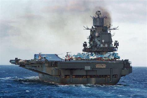 les russes travaillent sur le design de leur futur porte avions mer et marine