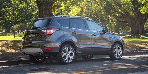 Ford Titanium 2017 by 2017 Ford Escape Titanium Tdci Review Photos Caradvice