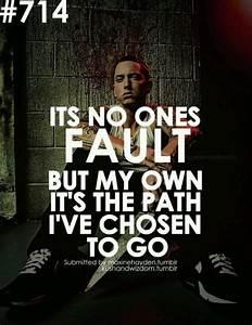 Eminem quotes |... Stress Rap Quotes