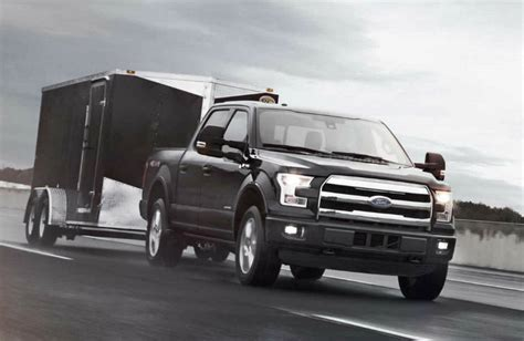 2017 Ford F-150 Trim Levels