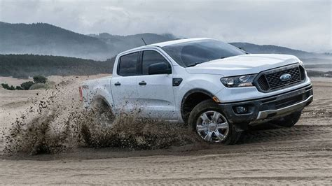 All-new, 2019 Ford Ranger Is Finally Here (30 Photos
