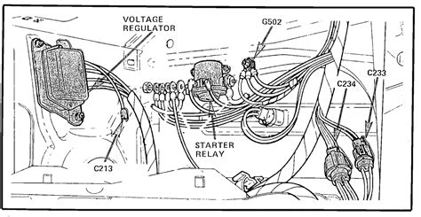 1989 Ford Truck Starter Wire Diagram by I Just Replaced The Ignition Tumbler And Silinoid On A