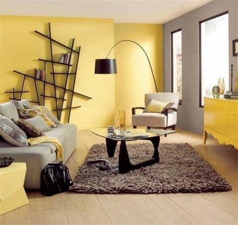 sala gris  amarillo casa web