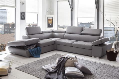 canapé le plus confortable canapé d 39 angle design en pu gris clair marocco canapé d