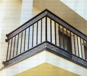 Garde Corps Escalier Fer Forgé : favori garde corps balcon design id15 montrealeast ~ Nature-et-papiers.com Idées de Décoration