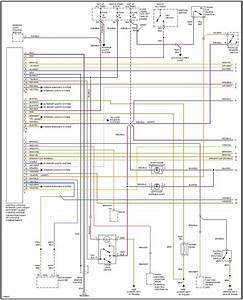 Audi A3 Central Locking Wiring Diagram
