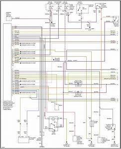 Audi A3 Central Locking Wiring Diagram