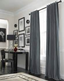 curtain design for home interiors accessories delectable image of home interior decoration using grey grommet three window