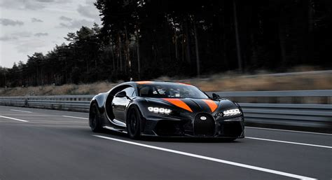 In addition, we expect the chiron super sport 300+ to sprint from 0 to 60 mph (96 km/h) in 2.4 seconds, just like the centodieci it shares the engine with. Bugatti Chiron 300 MPH World Record