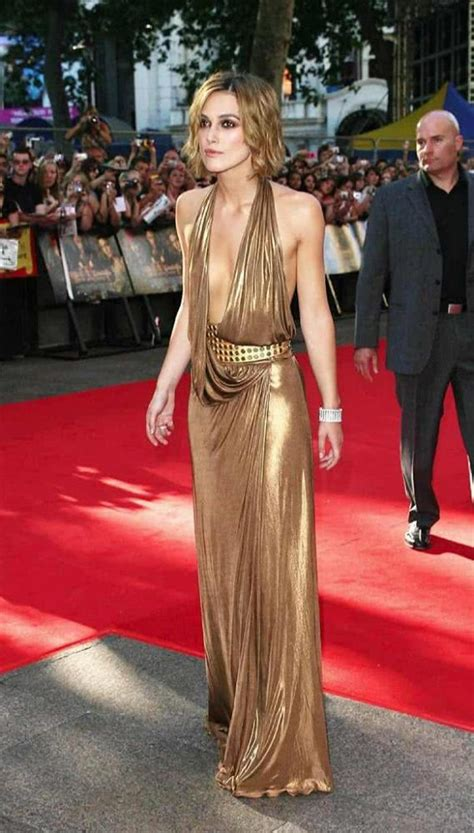 keira knightley style  memorable red carpet moments