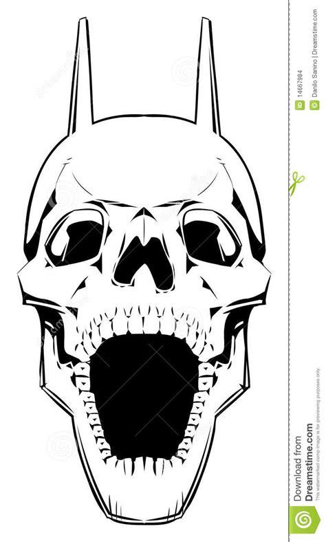 Demon Skull. Stock Images - Image: 14667984
