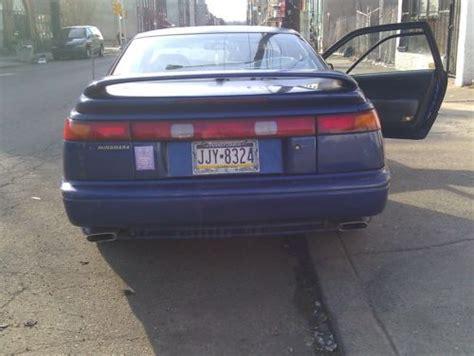 subaru svx blue find used subaru svx 1995 jet blue in philadelphia