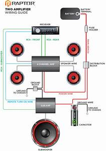 6 Best Images Of Dual Car Stereo Wiring Diagram