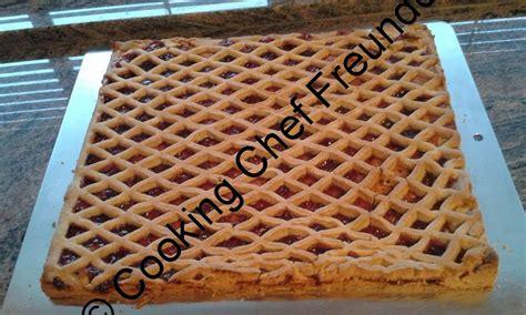 Linzer Schnitte  Linzer Torte  Variationen Cooking
