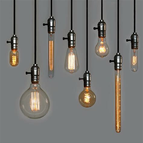 edison bulb squirrel cage filament fashioned l