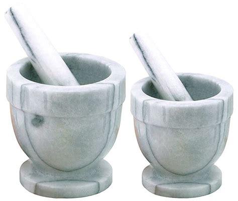 mortier cuisine mortier en marbre ø 13 cm avec pilon meilleurduchef com