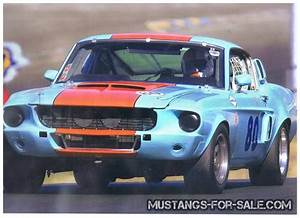 1967 Shelby GT500 Road Race Car – $130000 – San Jose south | Vintage Mustangs for sale