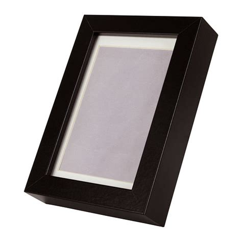 cadre photo noir ikea ribba cadre 10x15 cm ikea