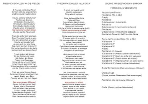 Testo In Tedesco Musica Nella Scuola Media Quot G G Belli Quot Gennaio 2010