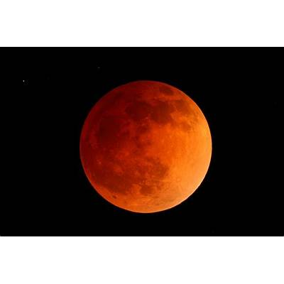 Lunar Eclipse and the Blood Moon