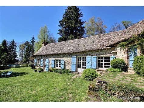 immobilier maisons vallee de la dordogne a acheter maison en avec terrain en correze