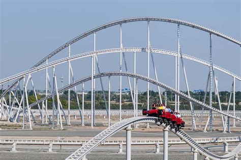Find it all and much more with the interactive roller coaster database. Article: 10 Things To Do In Abu Dhabi - Part 1/2 | | YesNomads