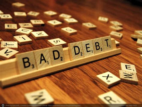 quickbooks desktop   record unpaid invoice   bad debt blackrock