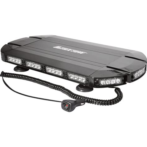 safety light bars ultra tow led light bar magnetic mount northern