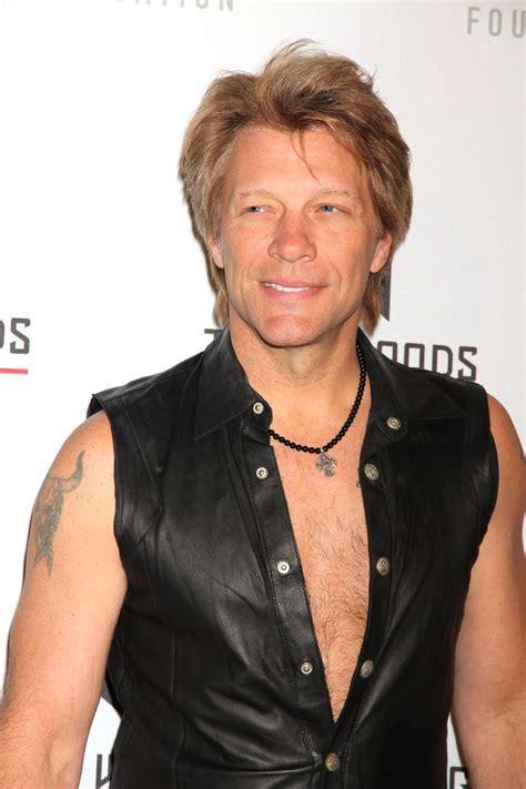 Jon Bon Jovi Known People Famous News