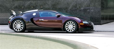 bugatti veyron eb  road test review